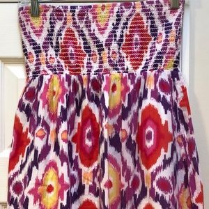 Old Navy Ikat Maxi Dress✨